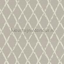 Vintage ruit behang 805420 aanbieding behang Rasch