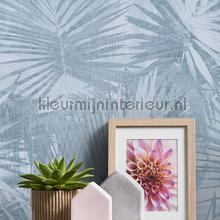 Calm palm tapet AS Creation Hygge 363855