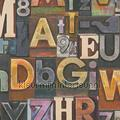 Drukletters collage Il Decoro as creation