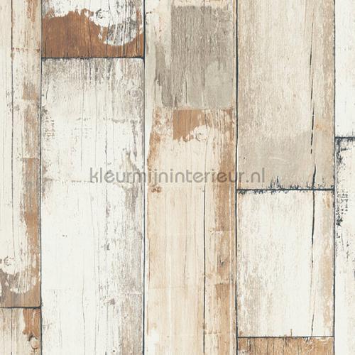 Sloophout planken tapet 36894-1 Il Decoro AS Creation