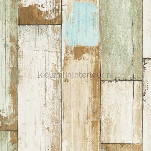 Sloophout planken tapet 36894-2 Il Decoro AS Creation