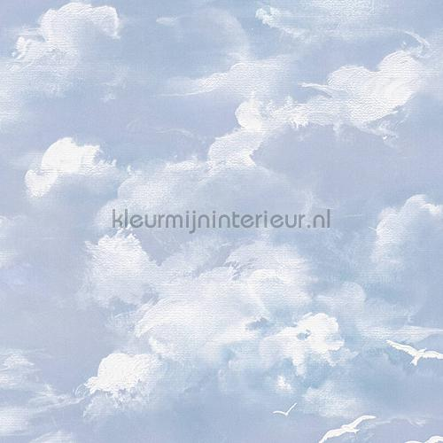 Wolkenlucht tapet 5604-14 Il Decoro AS Creation