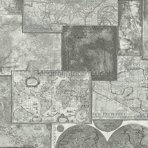 carta da parati 6643-27 interiors AS Creation