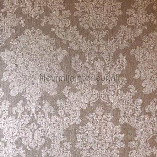 foil damask wallcovering 294400 baroque Arthouse