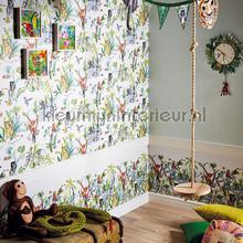 Frieze Jungle Mania papel pintado Arthouse Wallpaper creations