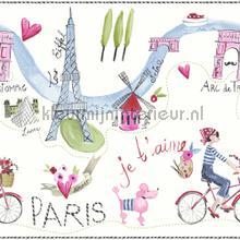 Frieze Paris With Love papel pintado Arthouse Wallpaper creations