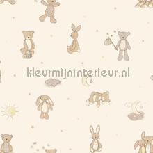 Teddies - neutral wallcovering Arthouse all-images