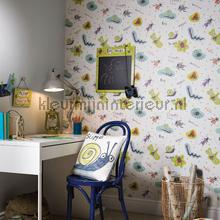 Dont bug me - lime behang Arthouse Baby Peuter
