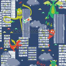 Monster madness - multi wallcovering Arthouse all-images