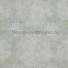 Indiaas verfijnd bloembolpatroon papier peint BN Wallcoverings Indian Summer 218550