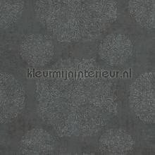 Indiaas verfijnd bloembolpatroon papier peint BN Wallcoverings Indian Summer 218552