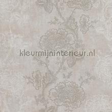 Indiaas verfijnd takkenpatroon papier peint BN Wallcoverings Indian Summer 218561