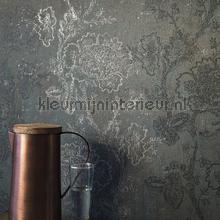 Indiaas verfijnd takkenpatroon behang BN Wallcoverings Modern Abstract
