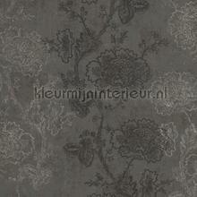 Indiaas verfijnd takkenpatroon papier peint BN Wallcoverings Indian Summer 218562
