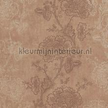 Indiaas verfijnd takkenpatroon papier peint BN Wallcoverings Indian Summer 218563