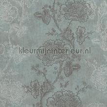 Indiaas verfijnd takkenpatroon papier peint BN Wallcoverings Indian Summer 218565