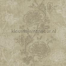Indiaas verfijnd takkenpatroon papier peint BN Wallcoverings Indian Summer 218566