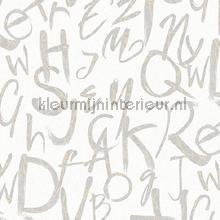 Typography modern style XL rol tapet AdaWall urban