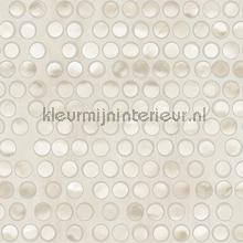 Mother of pearl dots XL rol behang AdaWall Indigo 4706-1