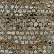 Mother of pearl dots XL rol behang AdaWall Indigo 4706-4