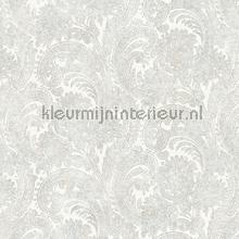 Delicate classic paisley XL roll tapeten AdaWall Indigo 4710-2