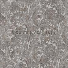 Delicate classic paisley XL roll tapeten AdaWall Indigo 4710-4