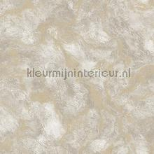 Oxidised metallised marble XL roll behang AdaWall Indigo 4712-4