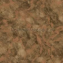 Oxidised metallised marble XL roll behang AdaWall Indigo 4712-6