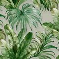 Palm leaves tropical jungle XL roll