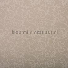 Suedine damast behang Rodeka natuurlijke materialen
