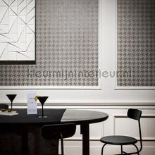 Pied de poule de luxe behang BN Wallcoverings Modern Abstract