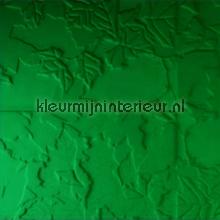 Feuillage - groen geluiddempend wallcovering Arte Intrigue 10501
