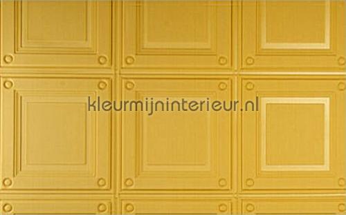 Caisson geel 10653 behang intrigue van arte - Caisson scrigno prijs ...