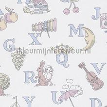 alphabet papier peint Hookedonwalls Jack N Rose By Woodwork ll3104