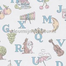 alphabet papier peint Hookedonwalls Jack N Rose By Woodwork ll3106