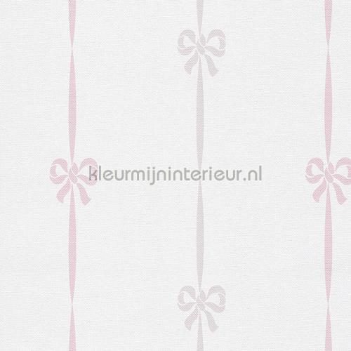 ribbons papel pintado ll4005 niñas Hookedonwalls