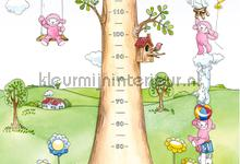 toise groeimeter papier peint Hookedonwalls Jack N Rose By Woodwork ll6001