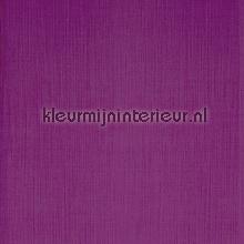 Fijne relief vinyl helder paars behang Kleurmijninterieur behang