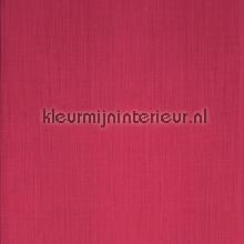 Fijne relief vinyl rood-roze behang Kleurmijninterieur behang