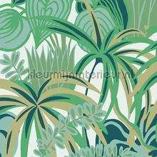 greenery tapet Hookedonwalls Jungle Jive 36511