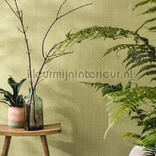 Geweven mat tapet Caselio Jungle JUN100007303