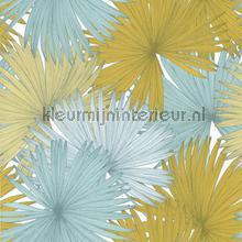 Coconut palm tapet Caselio Vintage Gamle
