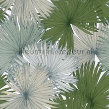 wallcovering leaves