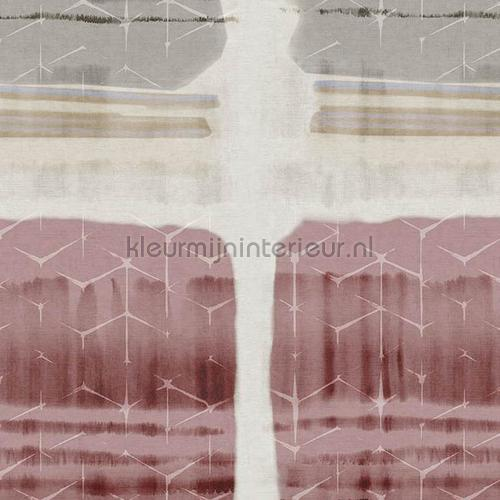 Nui fotomurales JV5594 JV 151 Shibori Arte