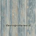 Gebeitste plankenvergrijs blauwgrijs lichtbruin sale wallcovering sale wallcovering