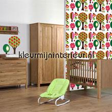 Fruitbomen stickerset decoration stickers Kleurmijninterieur teenager