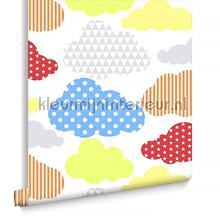 Marshmallow Brights behang Noordwand Baby Peuter