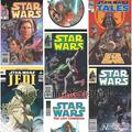 Star Wars Poster Fronts Noordwand