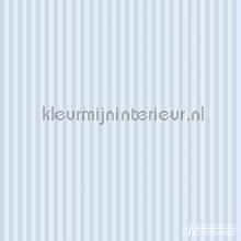 Classic Blue Stripe behang Noordwand jongens