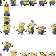 Minions wallcovering Noordwand urban